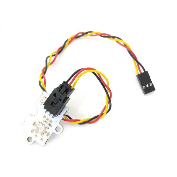 Imatge led 5mm eBotics + cable