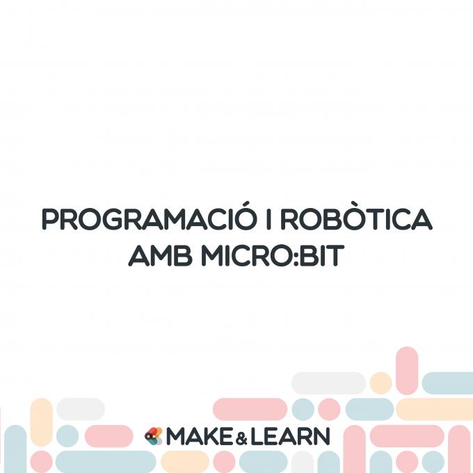 Programació i robòtica amb micro:bit