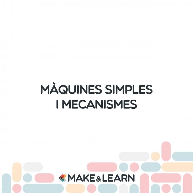 Màquines simples i mecanismes